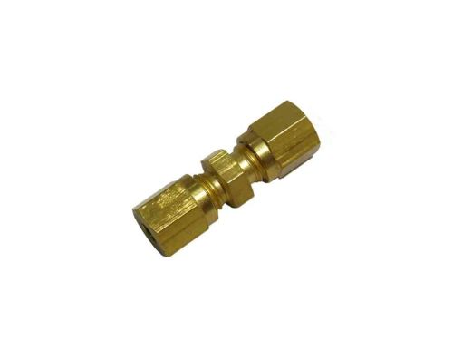 4mm Compression Straight Coupler