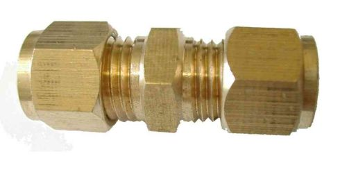 6mm Compression Straight Coupler