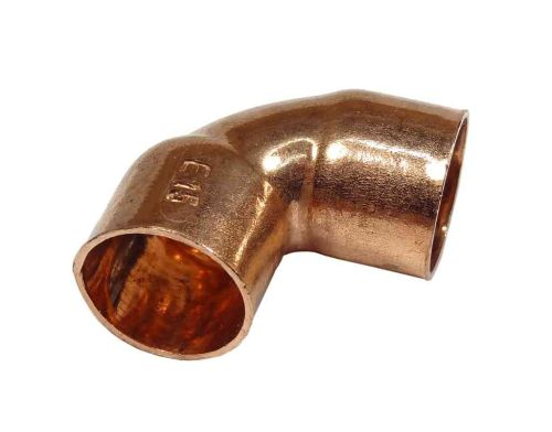 15mm End Feed Elbow
