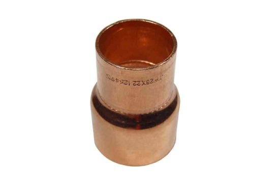 28mm x 22mm End Feed Fitting Reducer