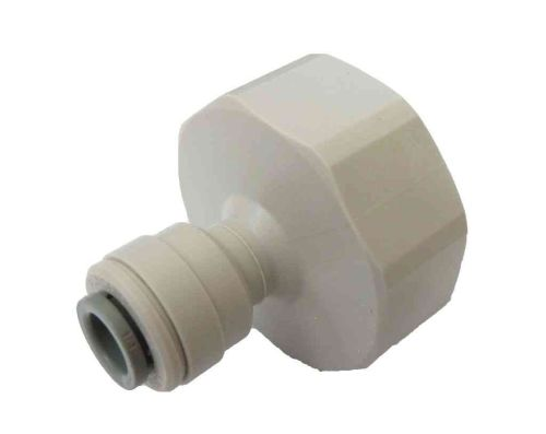 3/4 Inch BSP to 1/4 Inch Fridge Pipe Connector