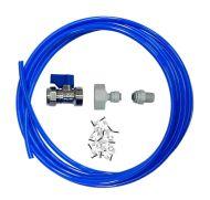 Fridge Plumbing Kit   Valve, Adaptor, 4M Pipe & Fridge Connector