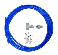 Fridge Plumbing Kit   Adaptor, 6M Pipe & Fridge Connector