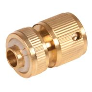 Brass Garden Hose Connector | Hose End