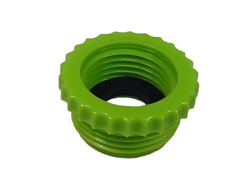 "3/4"" x 1/2"" Outside Tap Adaptor / Bush | Plastic"