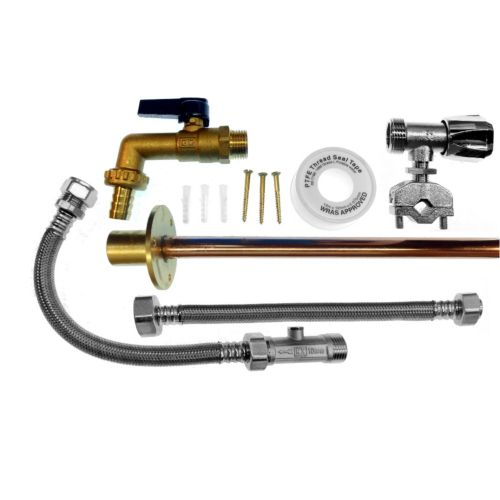 Primaflow Outside Tap Kit | Includes Double Check Valve