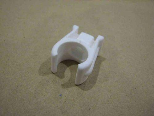 Snap in Plastic Pipe Clip 15mm