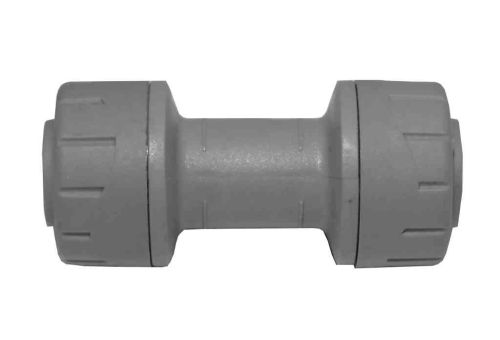 10mm Polyplumb Straight Coupler | PB010