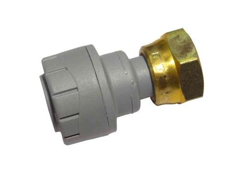 "Polyplumb 15mm x 1/2"" Tap Connector | PB715"