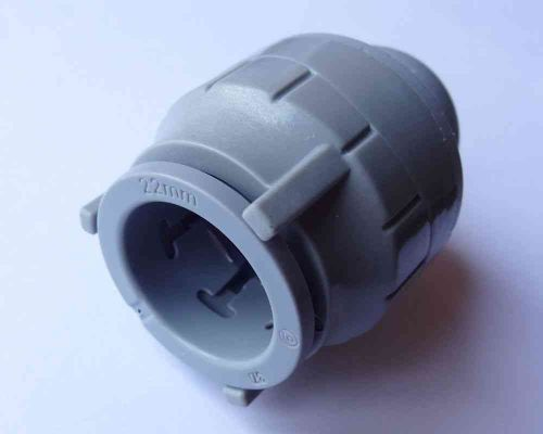 22mm Polyplumb Socket Blank End | PB6922