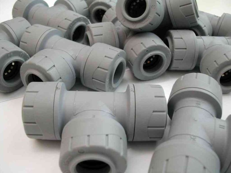 Polyplumb Fittings and Pipe