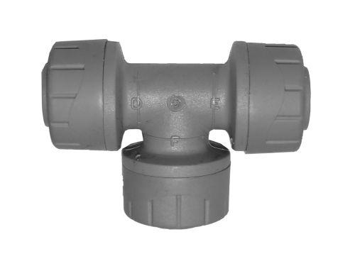 10mm Polyplumb Equal Tee PB210