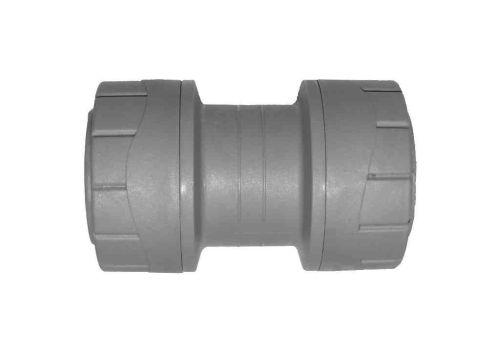 22mm Polyplumb Straight Coupler | PB022