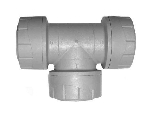 22mm Polyplumb Equal Tee PB222
