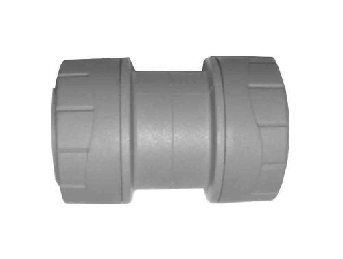 28mm Polyplumb Straight Coupler | PB028