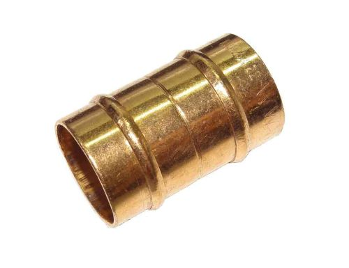 22mm Solder Ring Straight Coupling