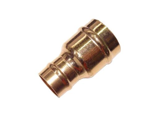 22mm x 15mm Solder Ring Reducing Coupler