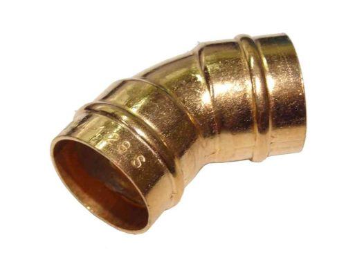Solder Ring 45 Degree Obtuse Elbow 28mm