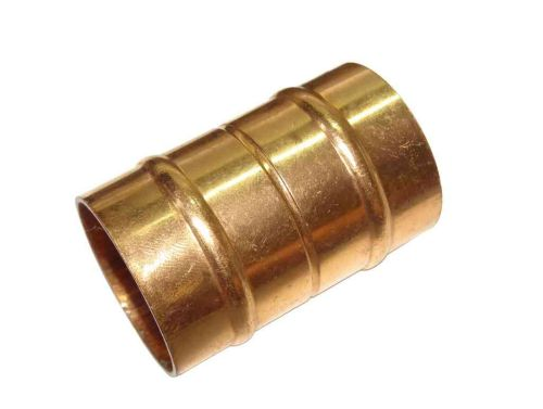 Solder Ring Straight Coupling 35mm
