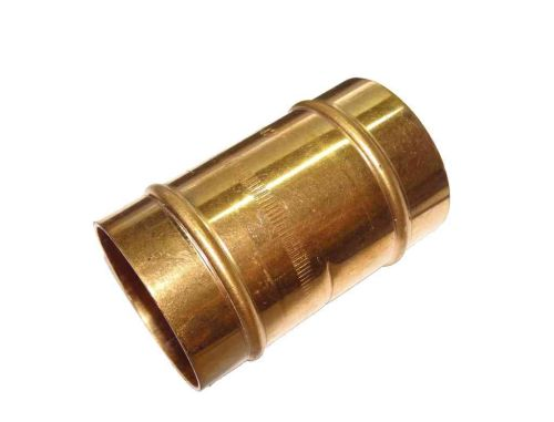 42mm Solder Ring Straight Coupling