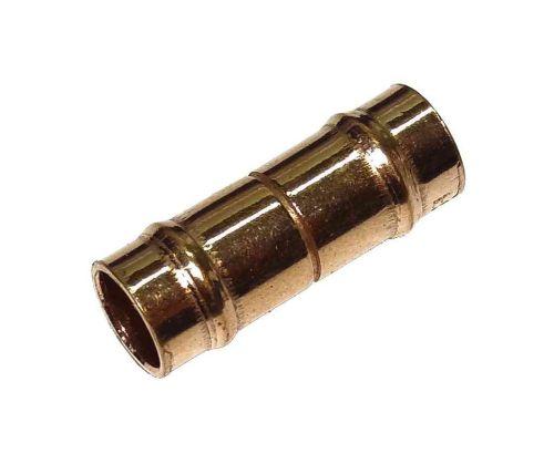 8mm Solder Ring Straight Coupler