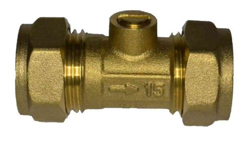 15mm Brass Ball Valve