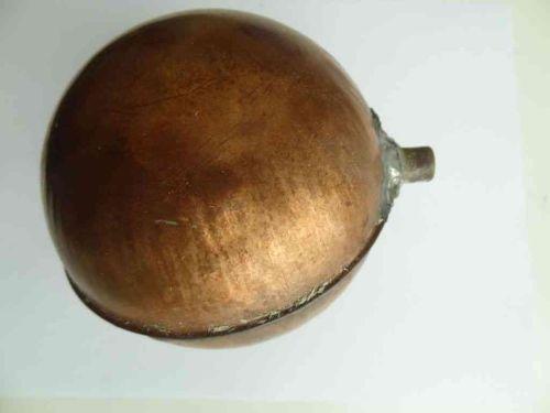 "4-1/2"" Copper Ball Float For 1/2"" Ball-cock / Float Valve"