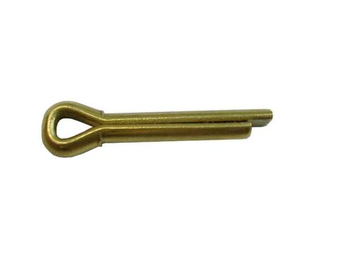 """Brass Split / Cotter Pin For 1/2"""" Part 1 Ball-cock / Float Valve ⌀3/16"""""""