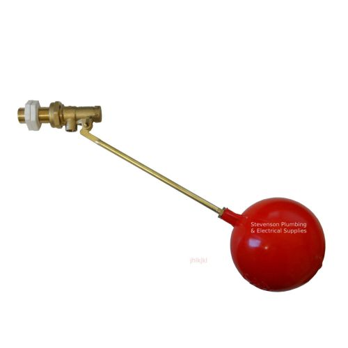 """Ball-cock / Float Valve With Float BS1212/1 Part 1 High Pressure 1/2"""""""