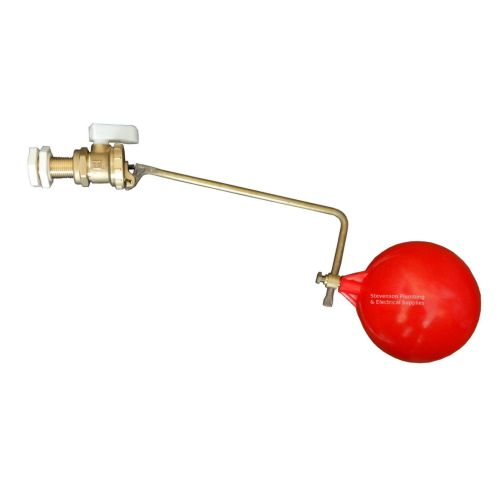 """Ballcock Valve With Float 