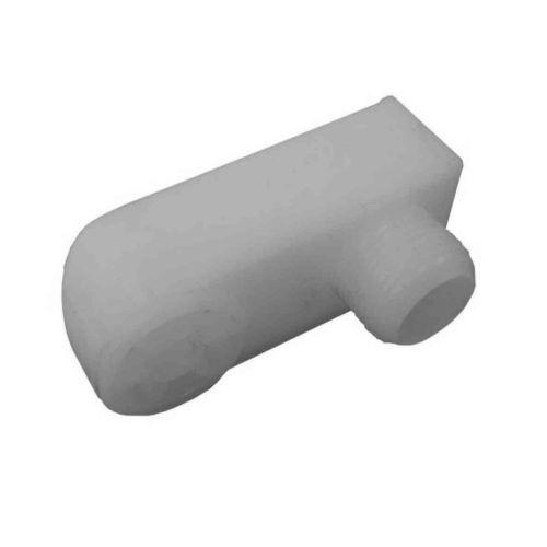 """Plastic Outlet Diverter For 1/2"""" Part 2 Ballcock / Float Valve"""