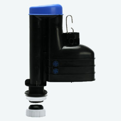 Toilet Syphon With Internal Overflow & Dual Flush 8""