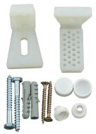 Back To Wall Toilet Pan Fixing Kit