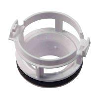 Siamp Toilet Flush Valve Bayonet Strainer, Nut & Seal 2 Inch