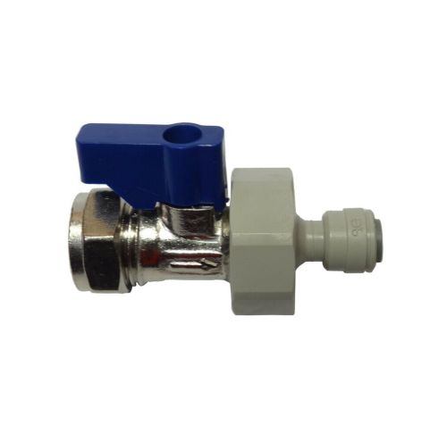 "15mm Valve & 1/4"" Fridge Water Pipe Adaptor"