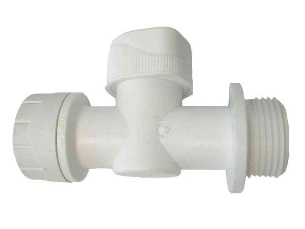 install dual washing machine valve
