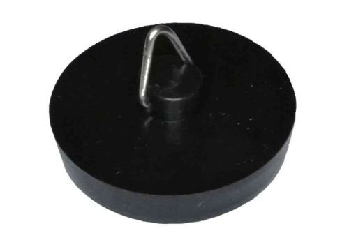 Wash Hand Basin Plug | Black