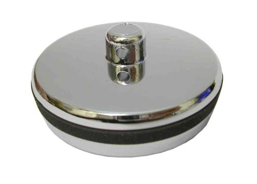 Kitchen Sink Plug / Bath Plug Chrome Plated Plastic