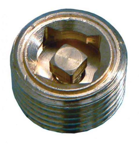 "1/2"" BSP Brass Manual Air Vent Valve"
