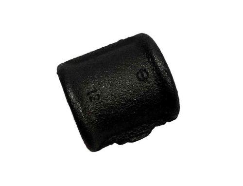 3/4 Inch BSP Black Iron Socket