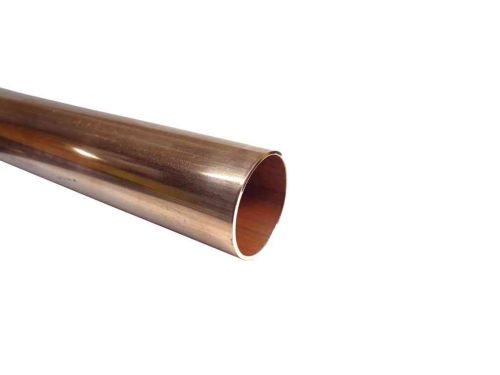 35mm Copper Pipe x 1 Foot