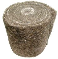 Pipe Insulation Lagging Wool Felt Wrap | 7m Roll