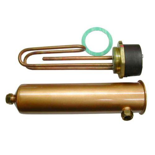 Willis Type External Immersion Water Heater | Stevenson Plumbing ...