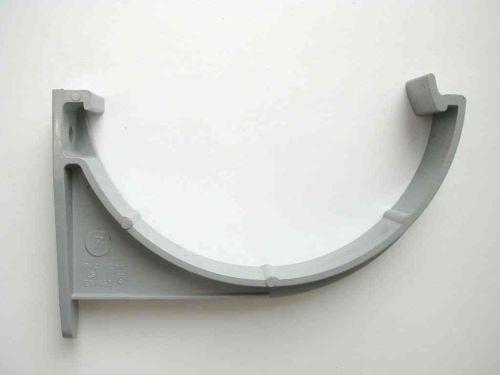 112mm Half Round Gutter Bracket / Clip