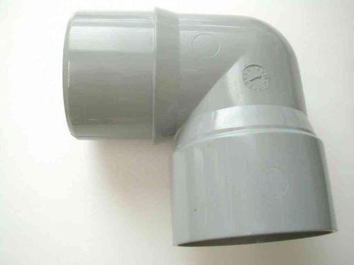 68mm Rainwater Downpipe 92.5 Degree Elbow