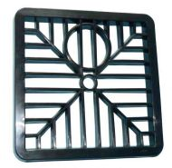 Drain Grid 6 Inch Square Grating