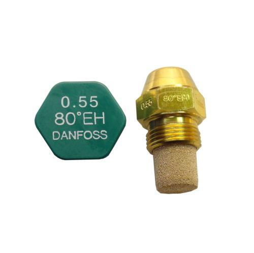 0.55 x 80°EH Danfoss Oil Boiler Burner Nozzle / Jet