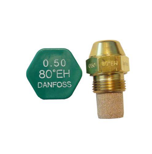 Danfoss Oil Boiler Burner Nozzle / Jet 0.50 x 80° EH