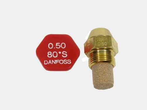 Danfoss Oil Burner Nozzle / Jet | 0.50 x 80S