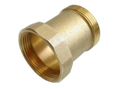 "Central Heating Pump Thread Extension 2"" Long x 1-1/2"" BSP"